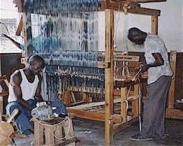 Pendeza Weaving