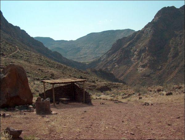 Bruckaros Campsite