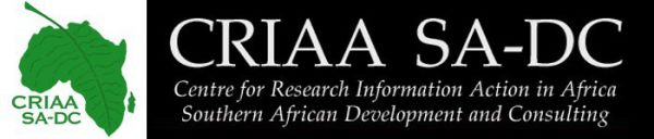 Centre for Research Information Action in Africa, Southern Africa SA-DC