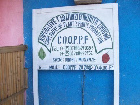 COOPPF- Cooperative pour la promotion des plantes fruitieres