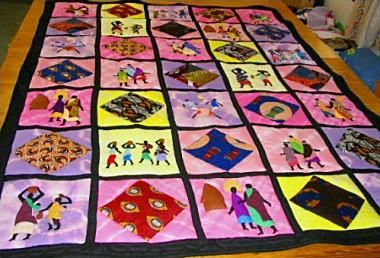 Mabeoana Quilters