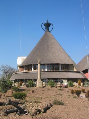 The Basotho Hat Craft Center (Maseru)