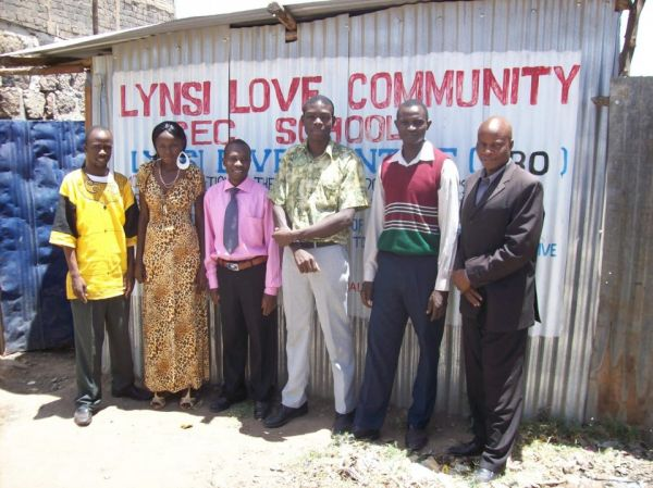 Lynsi Love centre community based organization
